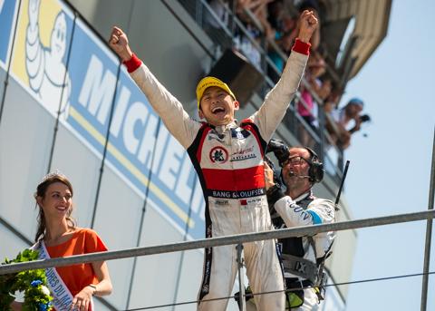 Le Mans Race Zondag middag BVDW-9