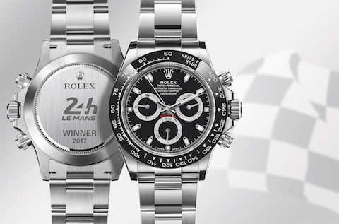 170623 Rolex Winner 24H