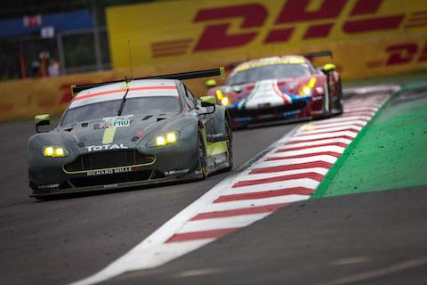 170904 WEC Race GTPro