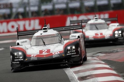 170904 WEC Race Porsches