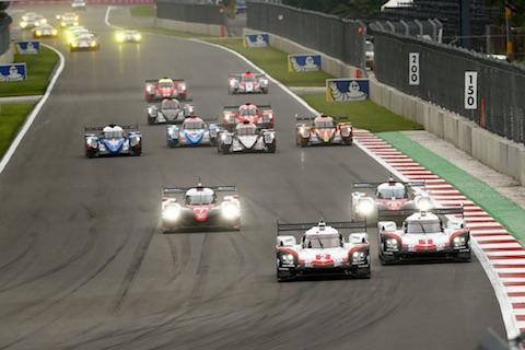 170904 WEC Race Start