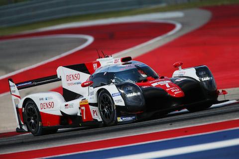 170915 FIA WEC kwalificatie Toyota