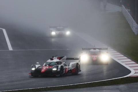 171015 WEC Race Action
