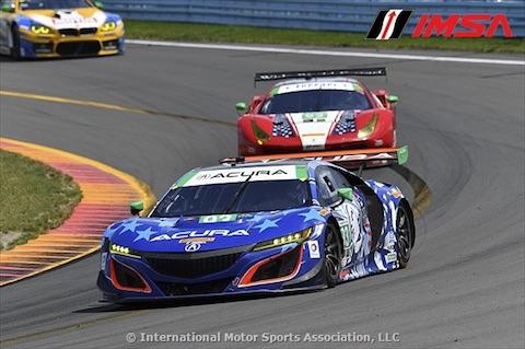 170702 IMSA race Acura