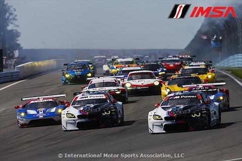 170702 IMSA race GTstart