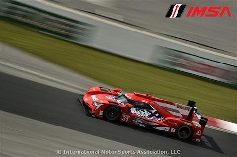 170709 IMSA race Action Express