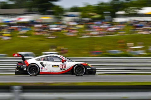 170722 IMSA race 911