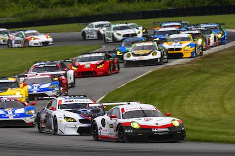 170722 IMSA race start