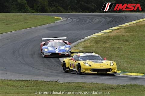 170828 IMSA race Corvette
