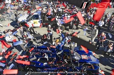 170925 IMSA race Feest