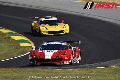 171006 IMSA Quali Ferrari GTD