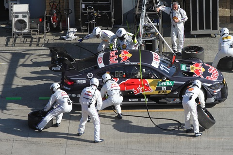 2017 Pitstop oefening