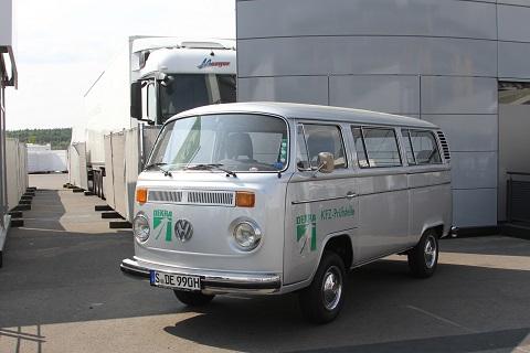2017 VW Bus