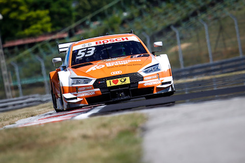 170622 DTM Green Hungaroring