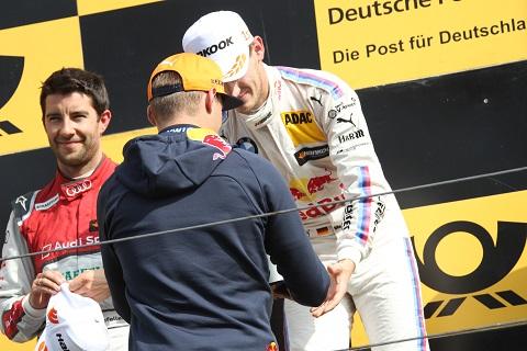 2017 Wittmann Verstappen