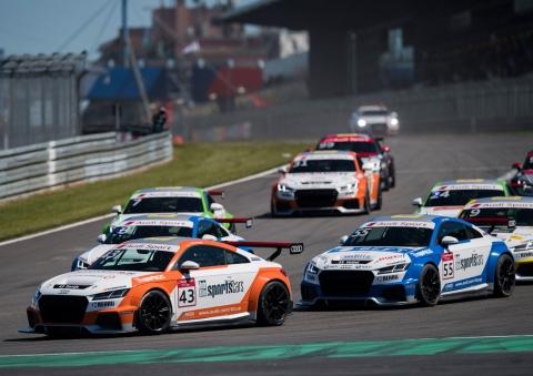 Persbericht - DTM Zandvoort-pre3-5-Audi