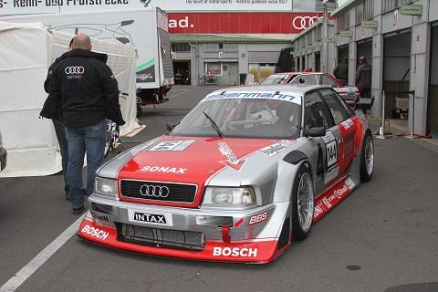 2017 Audi 80 Comp