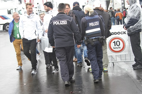 2017 Polizei
