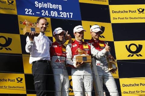 170923 DTM R1 verslag podium