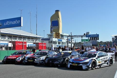 2017 GT 500 DTM