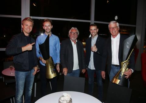 Rosberg team
