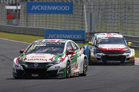 170514 WTCC R1 Monteiro Chilton