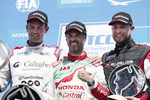 170514 WTCC R1 podium