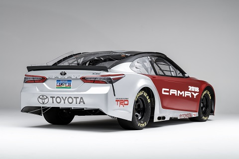 2017 Toyota NASCAR ME Cup 1