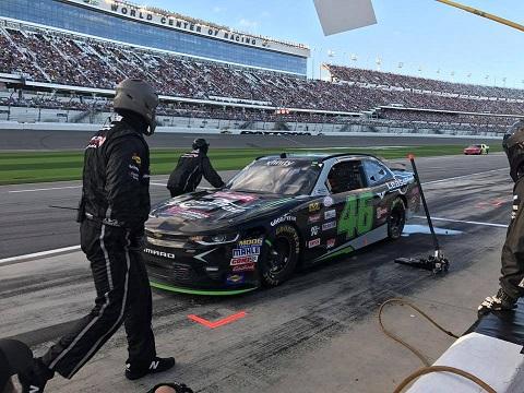 Anthony Kumpen - Daytona 300 2017 3