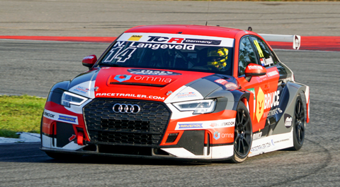 TCR G Hockenheim close