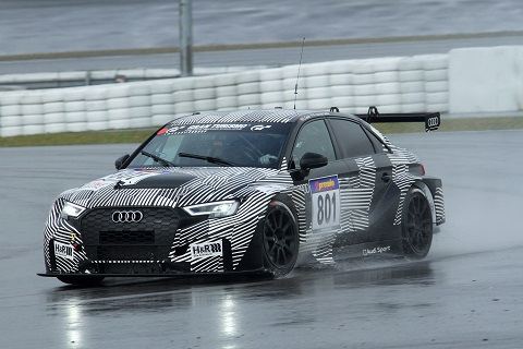 2016 TCR Audi RS 3 LMS