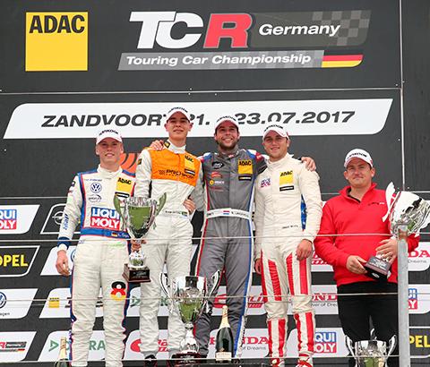 TCR Zandv Niels podium r2