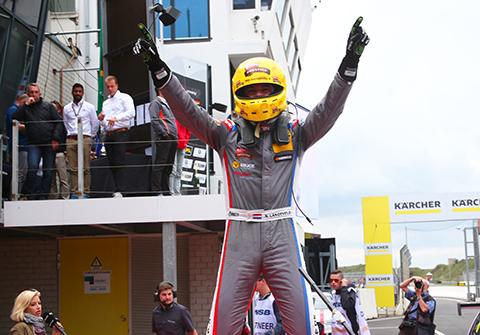 TCR Zandv Niels victory
