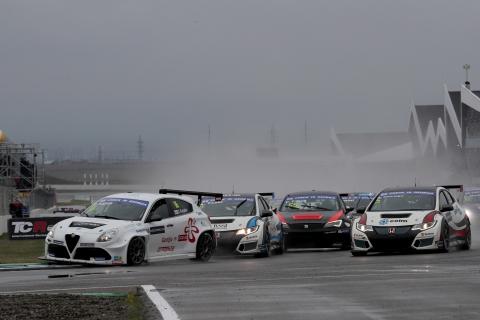 2017 Rustavi Race 1 start