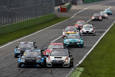 2017 Monza Race 2 Comini  Colciago