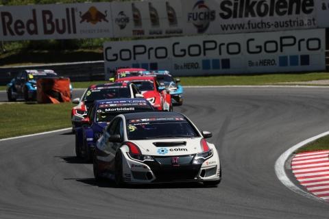2017 Salzburgring Race 2 Colciago
