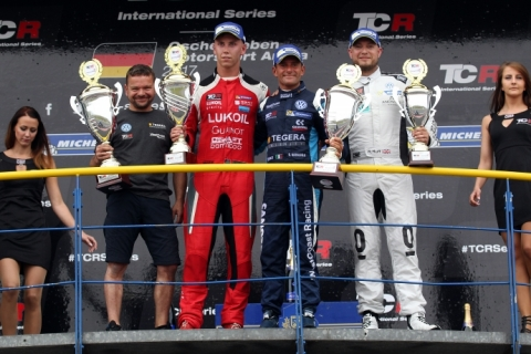 2017-2017 Oschersleben Race 1---Podium Race1 4