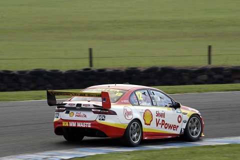 2017 Fabian Coulthard