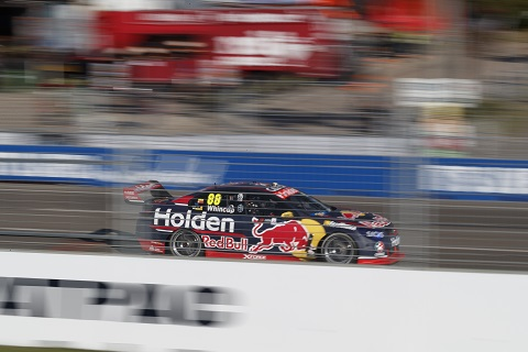 2017 Whincup Townsville