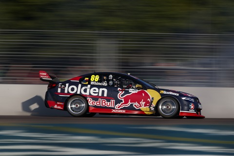 Whincup Townsville