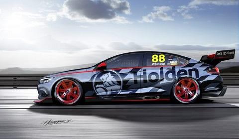 2017 Holden V6
