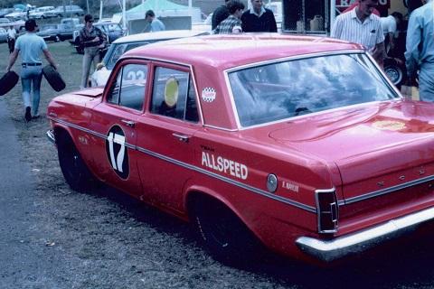 1967 EH Rear