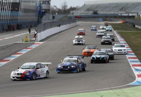 start 5 uur Foto Raceplaatjes Marc de Waart