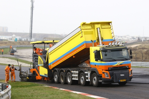 Persbericht - Nieuw asfalt CPZ 2017-Essay 1