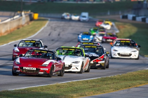 Global MX-5 Cup Invitational 02 nov16
