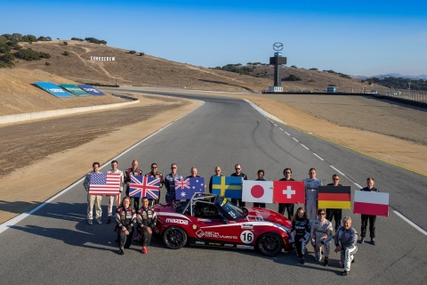 Global MX-5 Cup Invitational 04 nov16