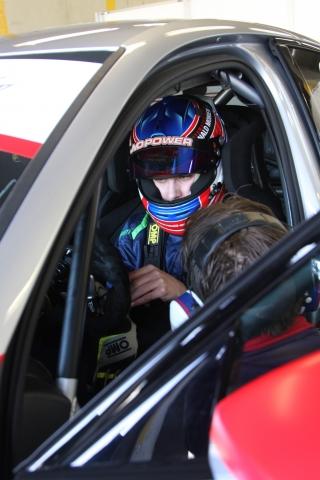 TCR Benelux - Mika Morien