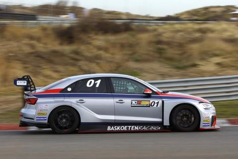 TCR Benelux - Audi Bas Koeten Racing