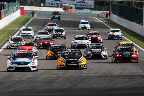 TCR Benelux - Spa