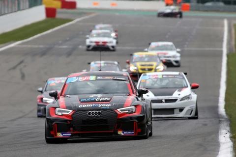 TCR Benelux - Audi versus Peugeot